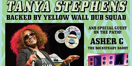 Dub Club with TANYA STEPHENS backed by YELLOW WALL DUB SQUAD tickets