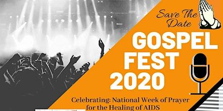 Gospel Fest 2020 tickets