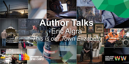 Author Talks: Eric Algra 'This is our town Elizabeth'