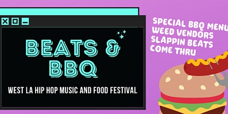 Beats and BBQ 2020 tickets