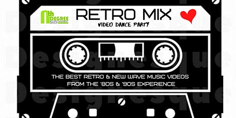Retro Mix Video Dance Party tickets