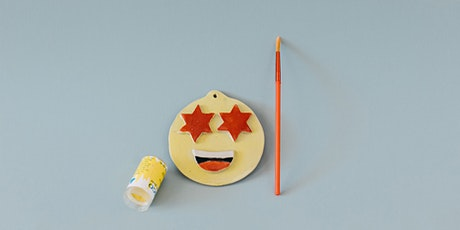 School Holidays Pottery Hand Building- Wall Hanging (9 - 15 Years) tickets