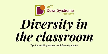 Diversity in the Classroom tickets