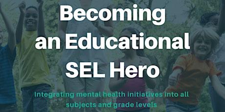 Belouga Global Summit: Becoming an Educational SEL Hero  tickets