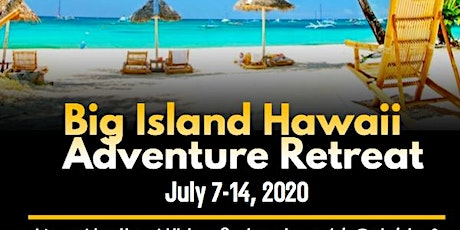 Big Island Hawaii Adventure Retreat tickets