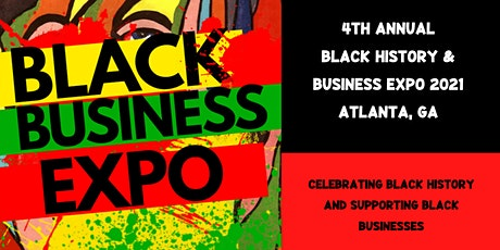 Black Business Expo 2021 tickets