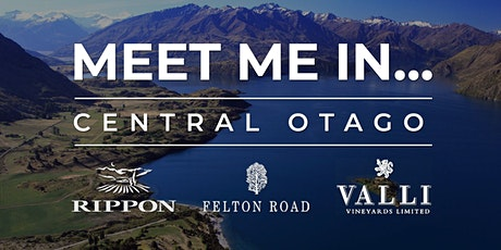 'Meet me in...' Central Otago // 2nd May 2020 tickets