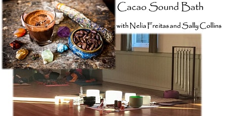 Cacao Sound Bath tickets