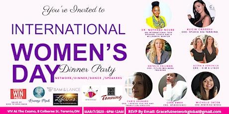 International Women's Day Dinner Party tickets
