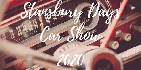Stansbury Days Car Show 2020 presented by North Rim Insurance tickets