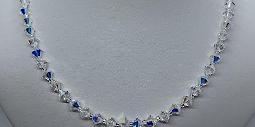 Swarovski Crystal Necklace Workshop