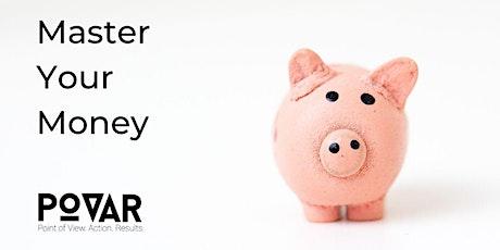 Master Your Money Workshop tickets