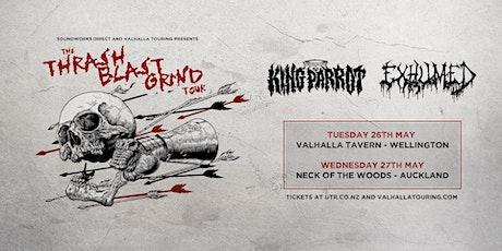 Thrash Blast Grind POSTPONED tickets
