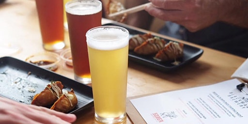 Blackman's Beer & Sober Dumpling Pairing Night