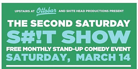 Second Saturday S#!T Show tickets