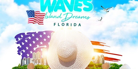 WAVES  ISLAND DREAM tickets