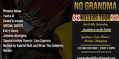 No Grandma Killers Tour - Atlanta