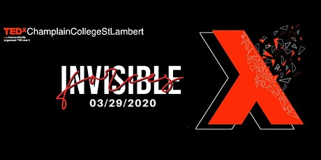 TEDxCollegeStLambert - Invisible Forces tickets