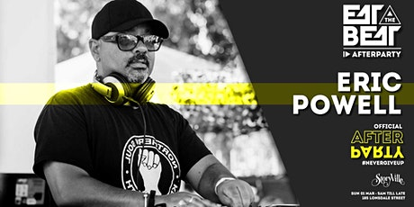 Eat The Beat : After Party ft. Eric Powell tickets