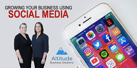Workshop - Growing your business Using Social Media tickets