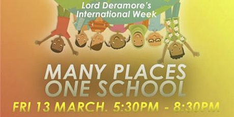Lord Deramore's International Event tickets