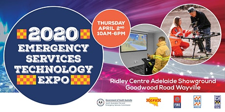 POSTPONED: Emergency Services Technology Expo tickets