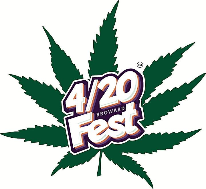 POSTPONED-420 BROWARD FESTIVAL 2020 HAS BEEN POSTPONED DUE TO CORONA-VIRUS. image