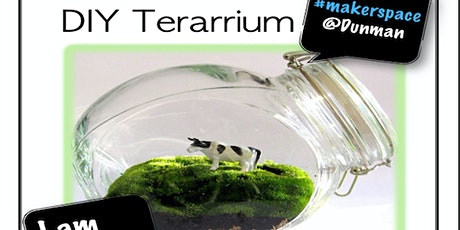 Maker's@DMNS Library: DIY Terrarium (For Dunman Sec Students and Staff Only) tickets