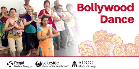 Bollywood Dance Class (Free) tickets