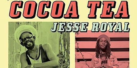 Dub Club with Cocoa Tea, Jesse Royal, & Dub Club DJs tickets