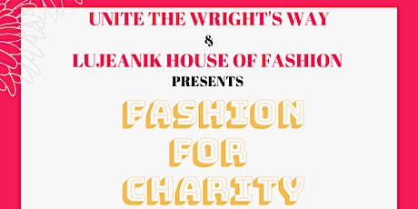 Fashion for Charity tickets
