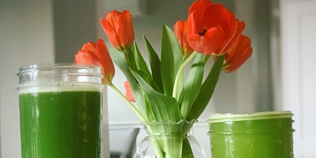 JUICING FOR YOUR NEUROLOGY tickets