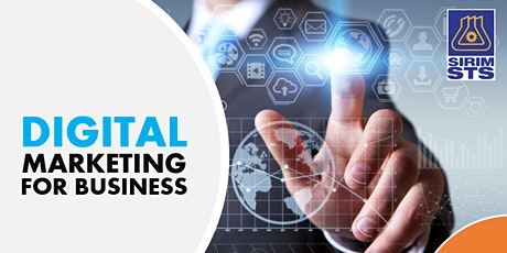 Digital Marketing For Business tickets