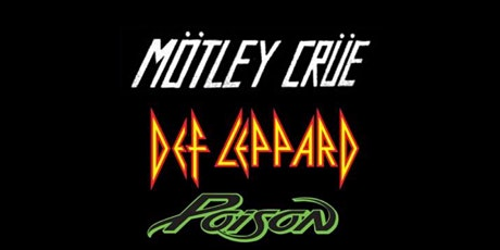 2 Broke 4 Stadium Show: Mostley Crue, Mock of Ages, & Poison'us tickets