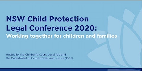 NSW Child Protection Legal Conference 2020 tickets