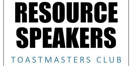 Resource Speakers @ imPAct - Learn Public Speaking