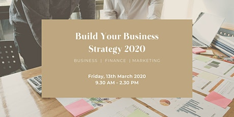 Build Your Business Strategy 2020 tickets
