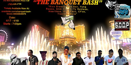Banquet Bash tickets