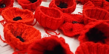 Ryde Remembers: Poppy Brooch Making Workshop tickets