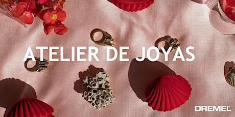 4to Pop Up Joyero- Experiencia Dremel en Atelier de Joyas entradas