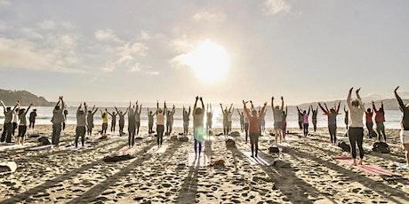 Friday Sunset Yoga with Kirin tickets