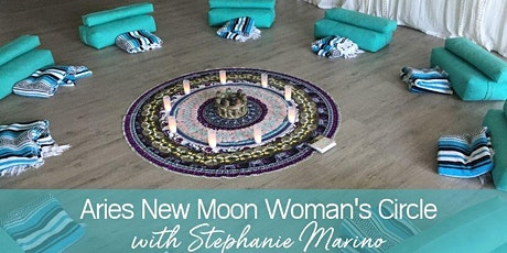 Aries New Moon Woman's Circle tickets