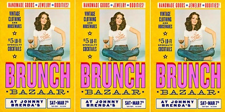 Johnny Brenda's Brunch Bazaar tickets