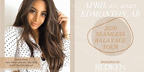 2020 SEAMLESS BALAYAGE TOUR - EDMONTON tickets