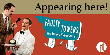 Faulty Towers - The Dining Experience at Mavis's 2020  tickets