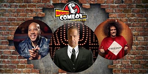 Rocky's Comedy Night on Feb. 29th