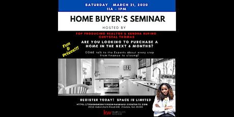 YOUR Home Buyer's Seminar tickets