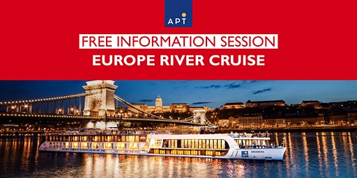 FREE Europe River Cruise Info Morning Tea with APT hosted by Flight Centre