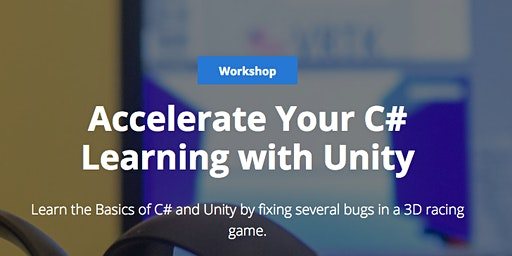 MLH Bolivia: Unity - Accelerate your C# Learning with Unity