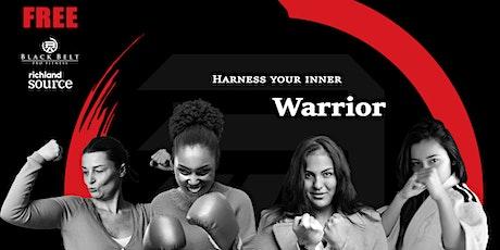 Free Women's Self-Defense Classes tickets